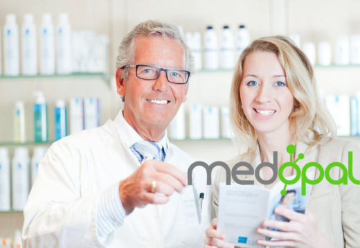 Medopal erstellt moderne und professionelle Webseiten speziell für Apotheken.